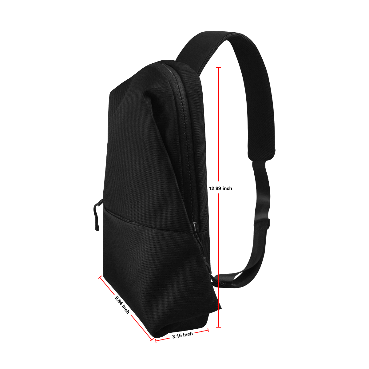 Image of Hustle Memory Raider Chest Bag