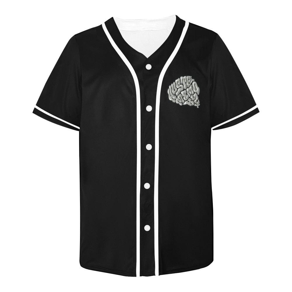 Image of Hustle Memory Sublimation Baseball Jersey
