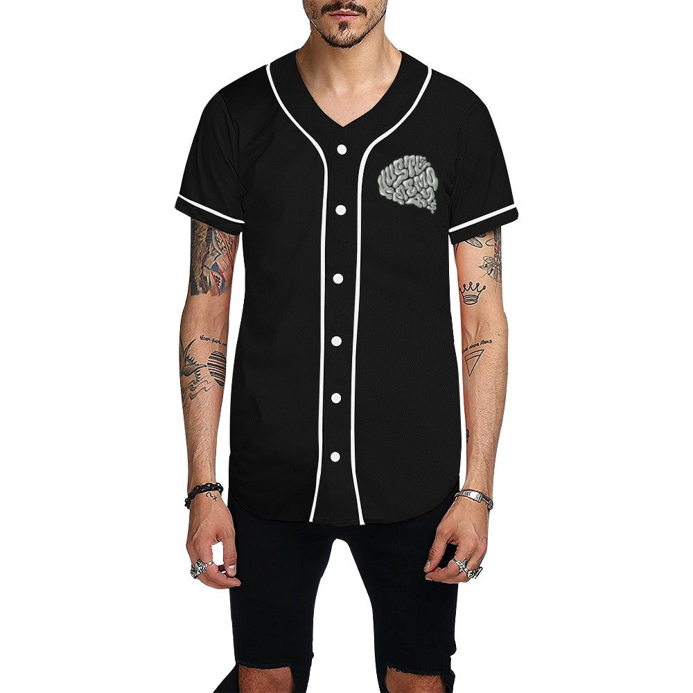 Image of Hustle Memory Sublimation Baseball Jersey
