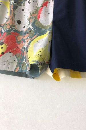 Image of Mixed Print Shorts - No. 4
