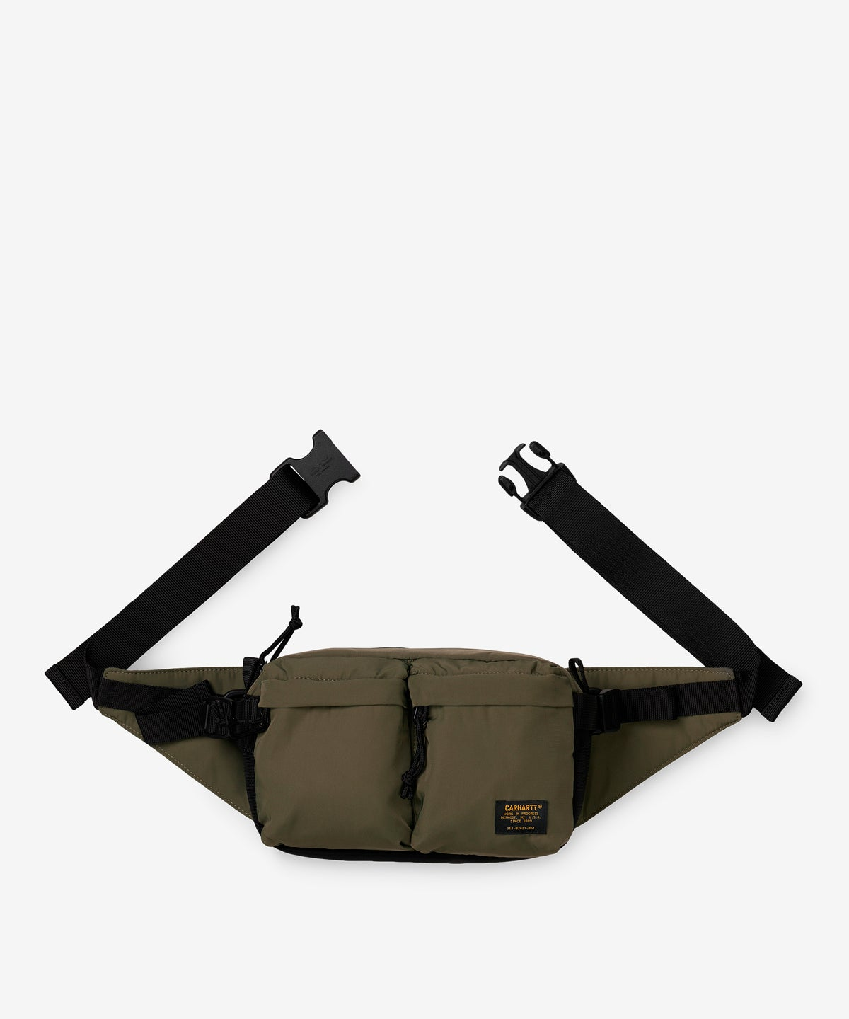 Image of CARHARTT WIP_MILITARY HIP BAG :::ASSORTED:::