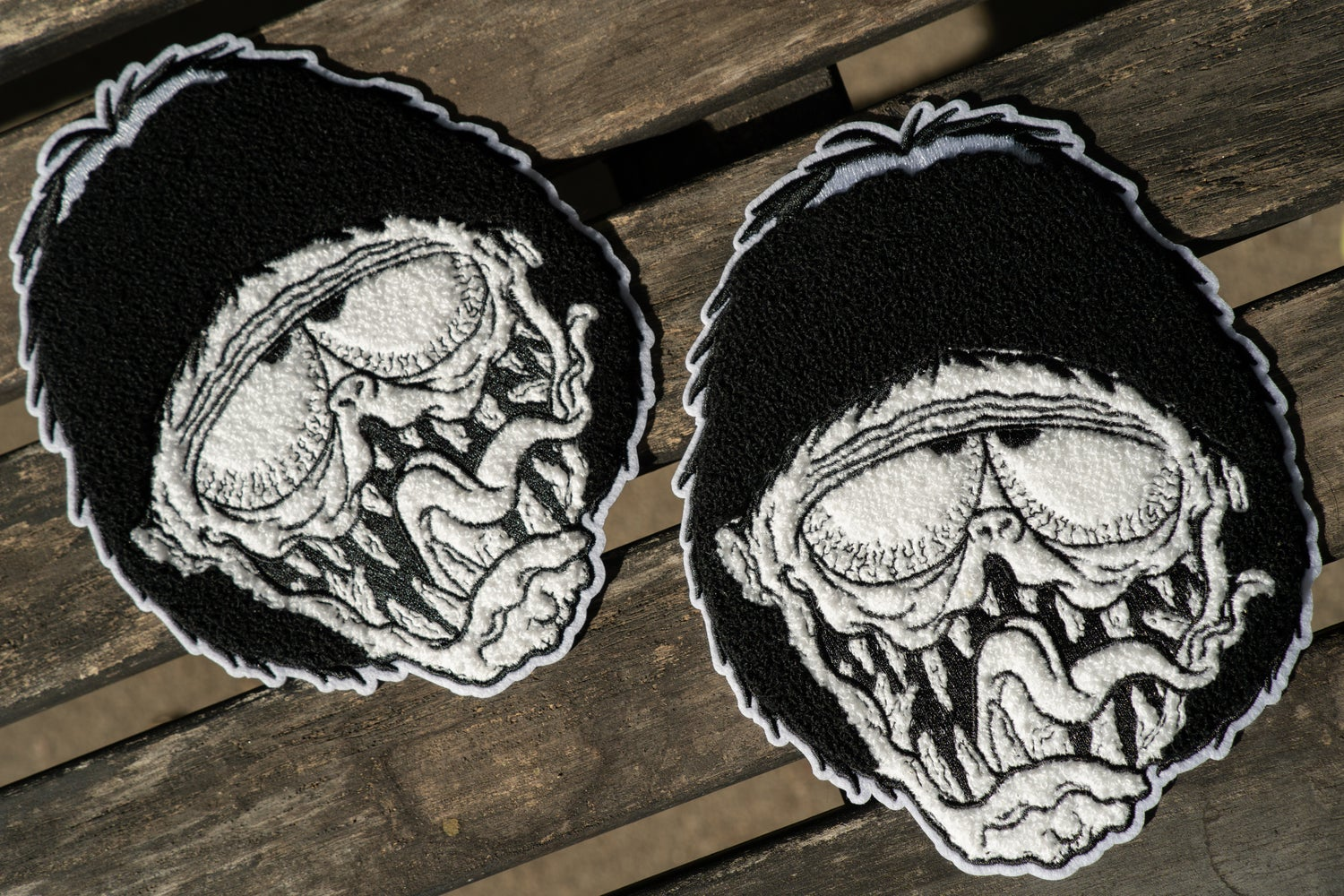 Image of Cretin Mug Chenille Patch