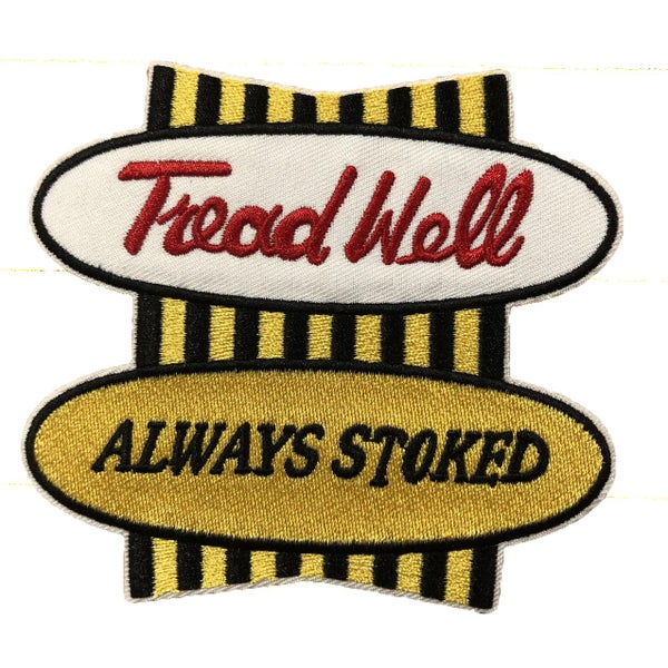 Image of Alway Stoked Patch