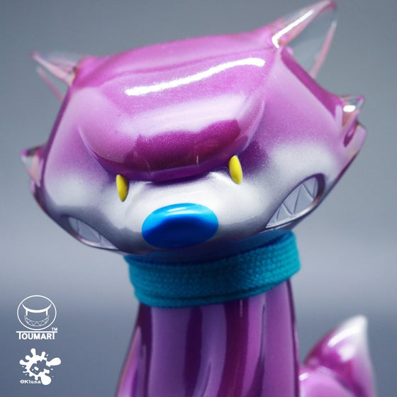 Image of TONA the Angry Fox - 2nd Colorway (HK citizen Limited)