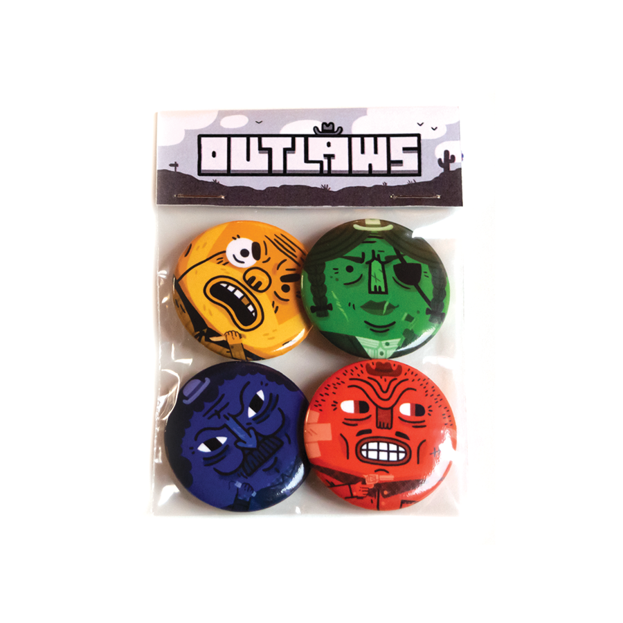Image of Outlaws Pack