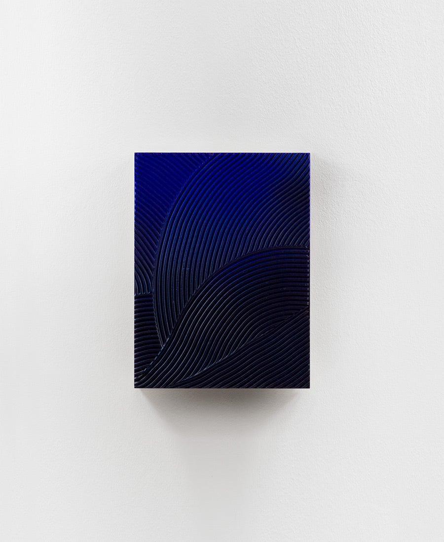 Image of Mist Relief · Blue No. 2 (sold)