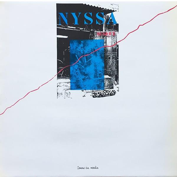 Nyssa Musique - Comme Au Moulin (Private - 1985)