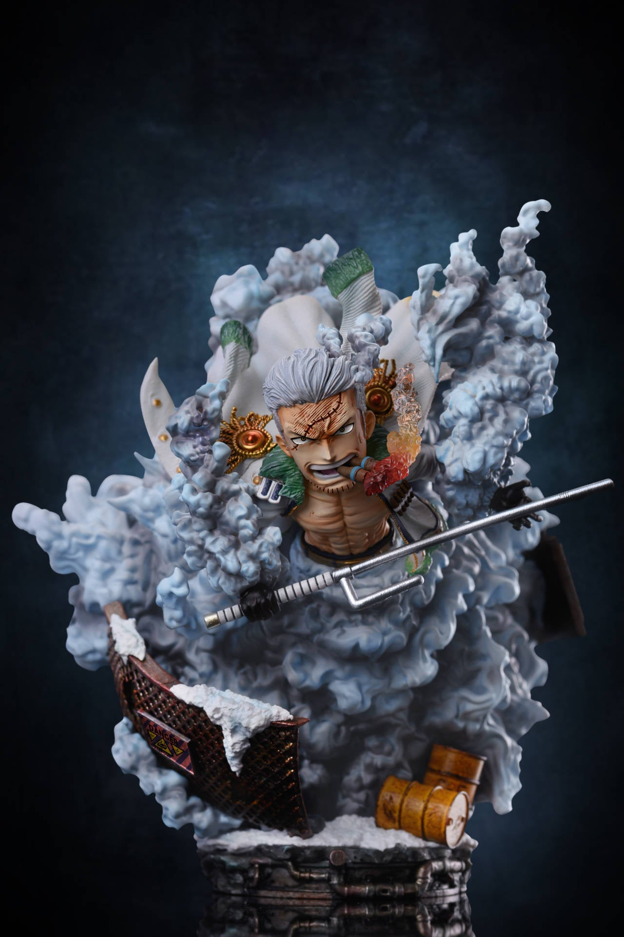 Image of  [In-Stock]One Piece G5 Studio Smoker Resin Statue