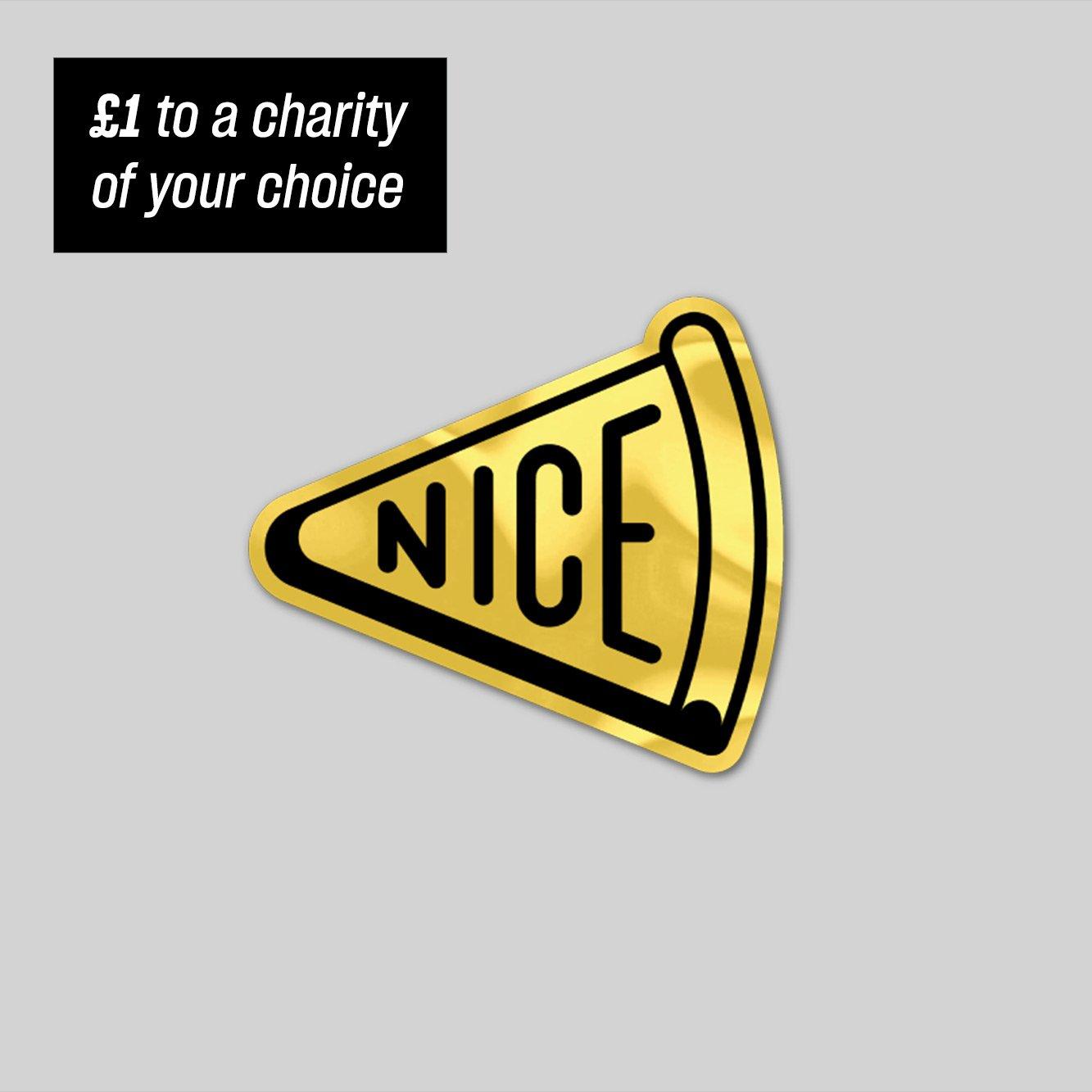 Image of Nice Slice Sticker