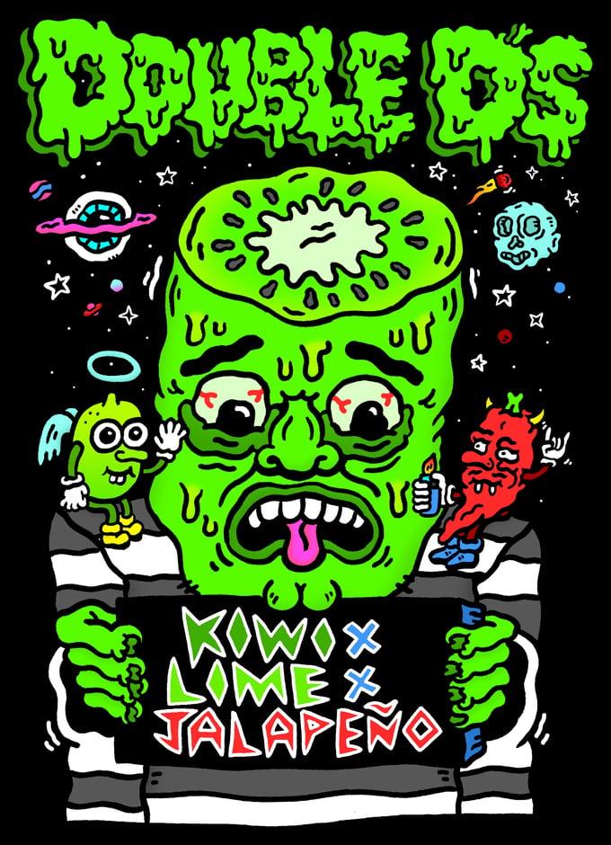 Image of Kiwi X Lime X Jalapeño