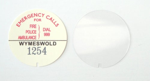 Image of Telephone Furniture - Dial Labels, Label Protectors & Index Code Cards (£2.50-£11.00)