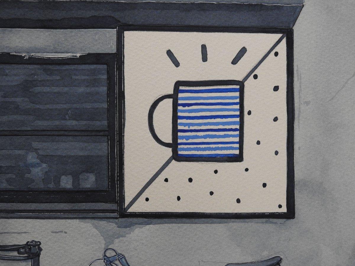 Image of share cafe, tokyo - original