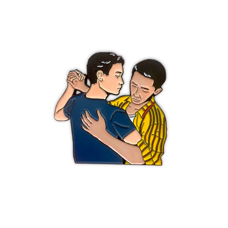 Image of Happy Together Pin by K&N for Asian Film Archive – Retrospective: Wong Kar Wai