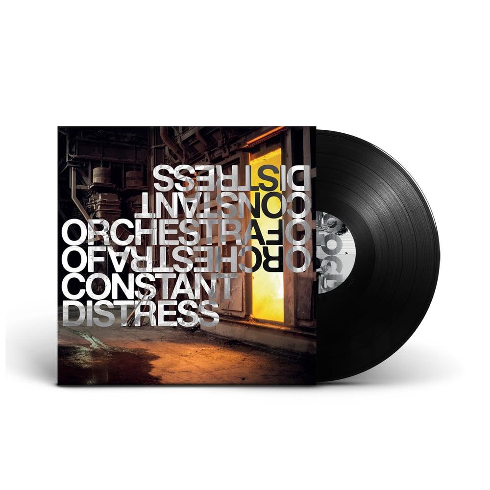 ORCHESTRA OF CONSTANT DISTRESS 'Concerns' Vinyl LP