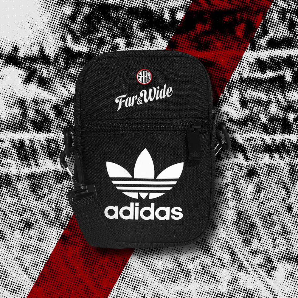Image of SHRM Millonarios x Adidas 21/22 Messenger Bag