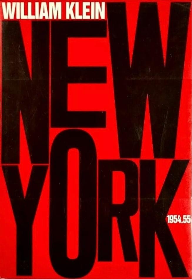 Image of (William Klein)(New York 1954-55)