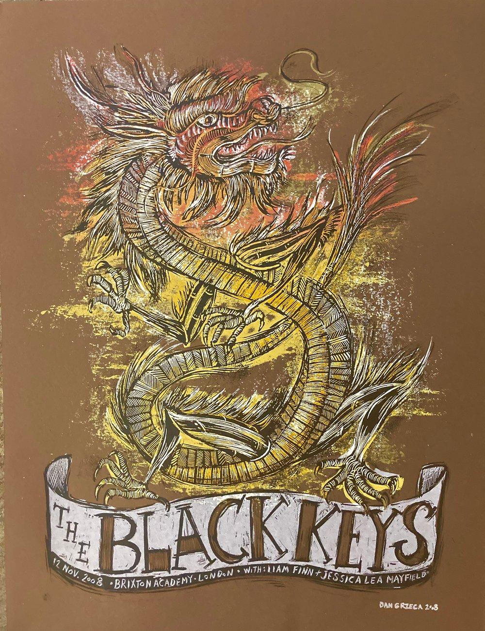 The Black Keys London 2008