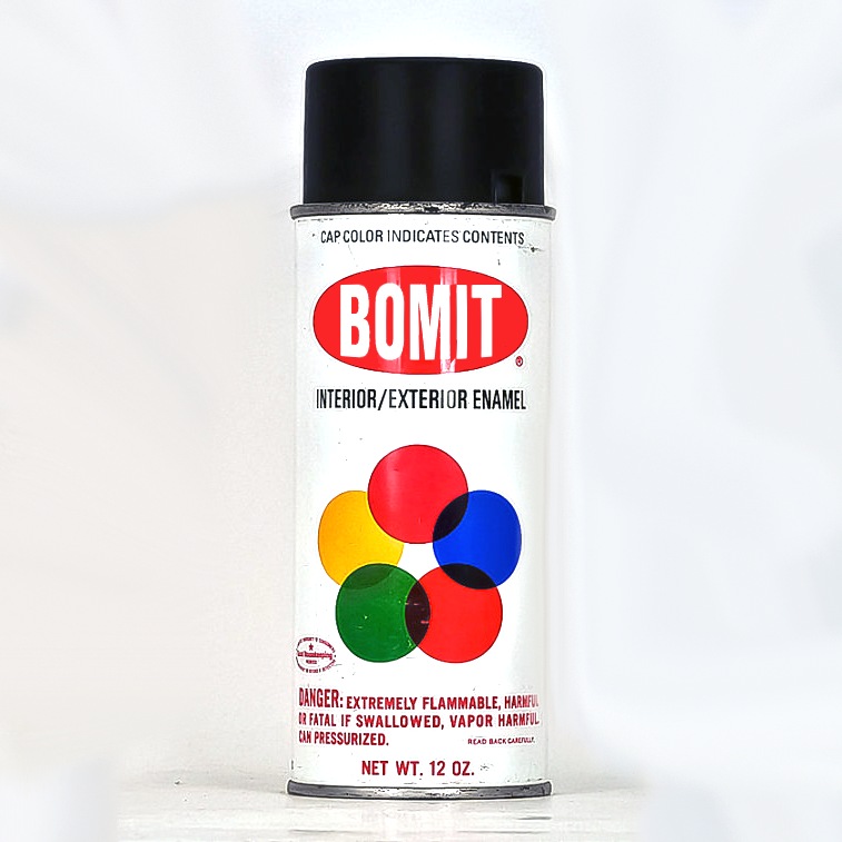"Image of Bomit ""Krylon"""