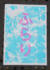 """A3 """"Furari"""" Risograph Print"""