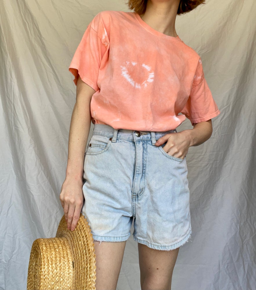 Image of Peachy Keen Tie Dye