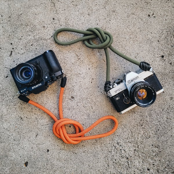 "Image of 36"" Rope camera straps"
