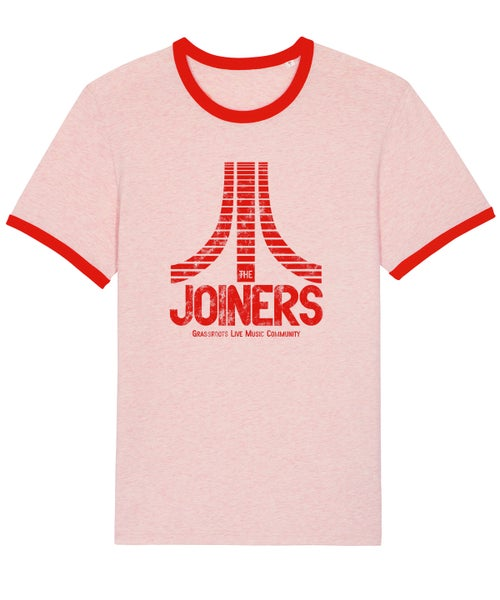 Image of Joiners Retro Ringer Shirt ** PRE ORDER**