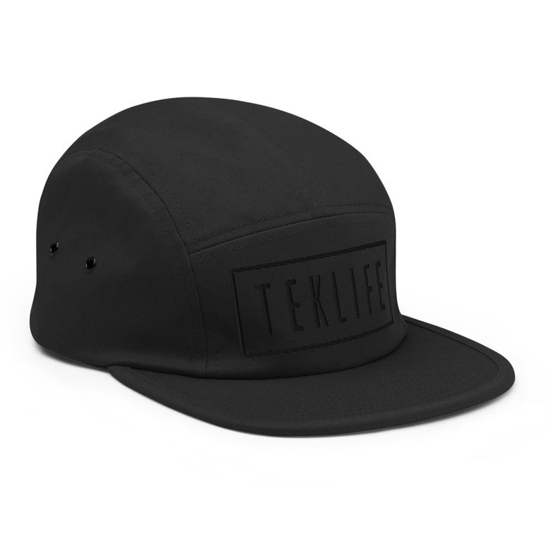 Image of TEKLIFE 5 panels snapback ( sample )