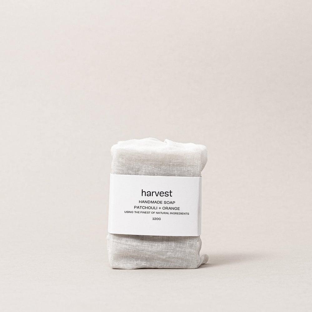 Image of Patchouli + Orange Soap