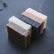 Image of Vetiver + Olive Soap