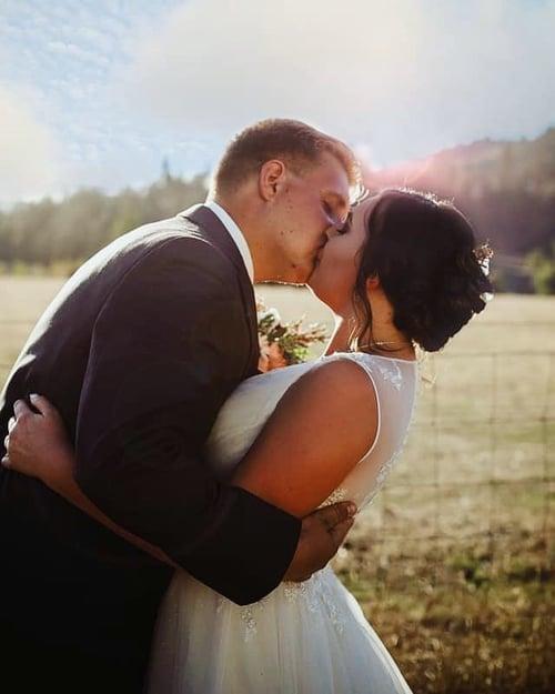 Image of Reserved for Jorden - Wedding
