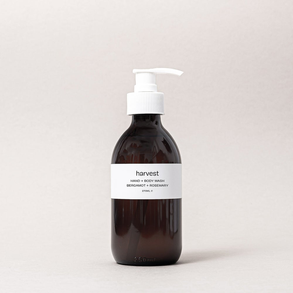Image of Bergamot + Rosemary Hand + Body Wash