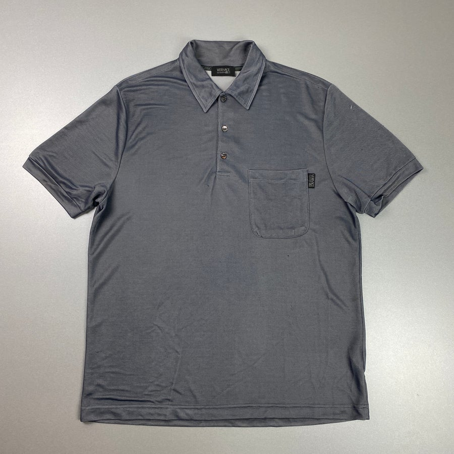 Image of Versace Classic V2 polo shirt, size large