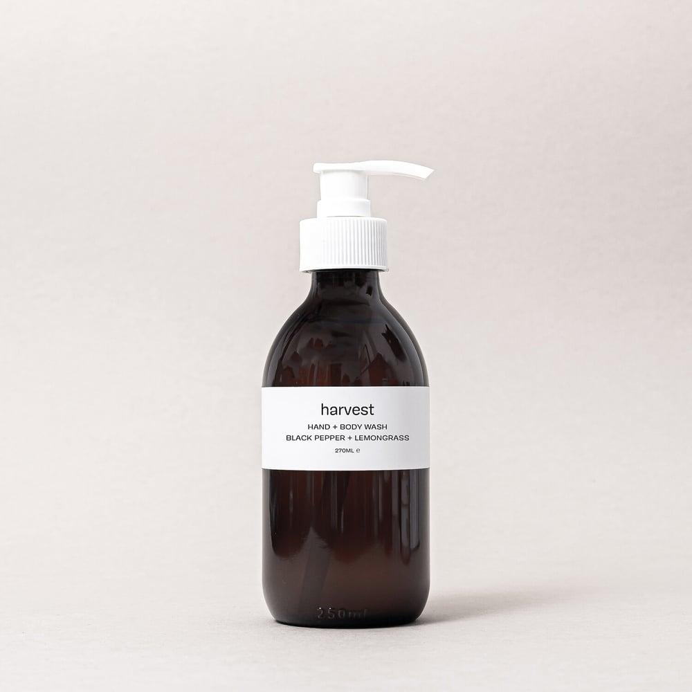 Image of Black Pepper + Lemongrass Hand + Body Wash