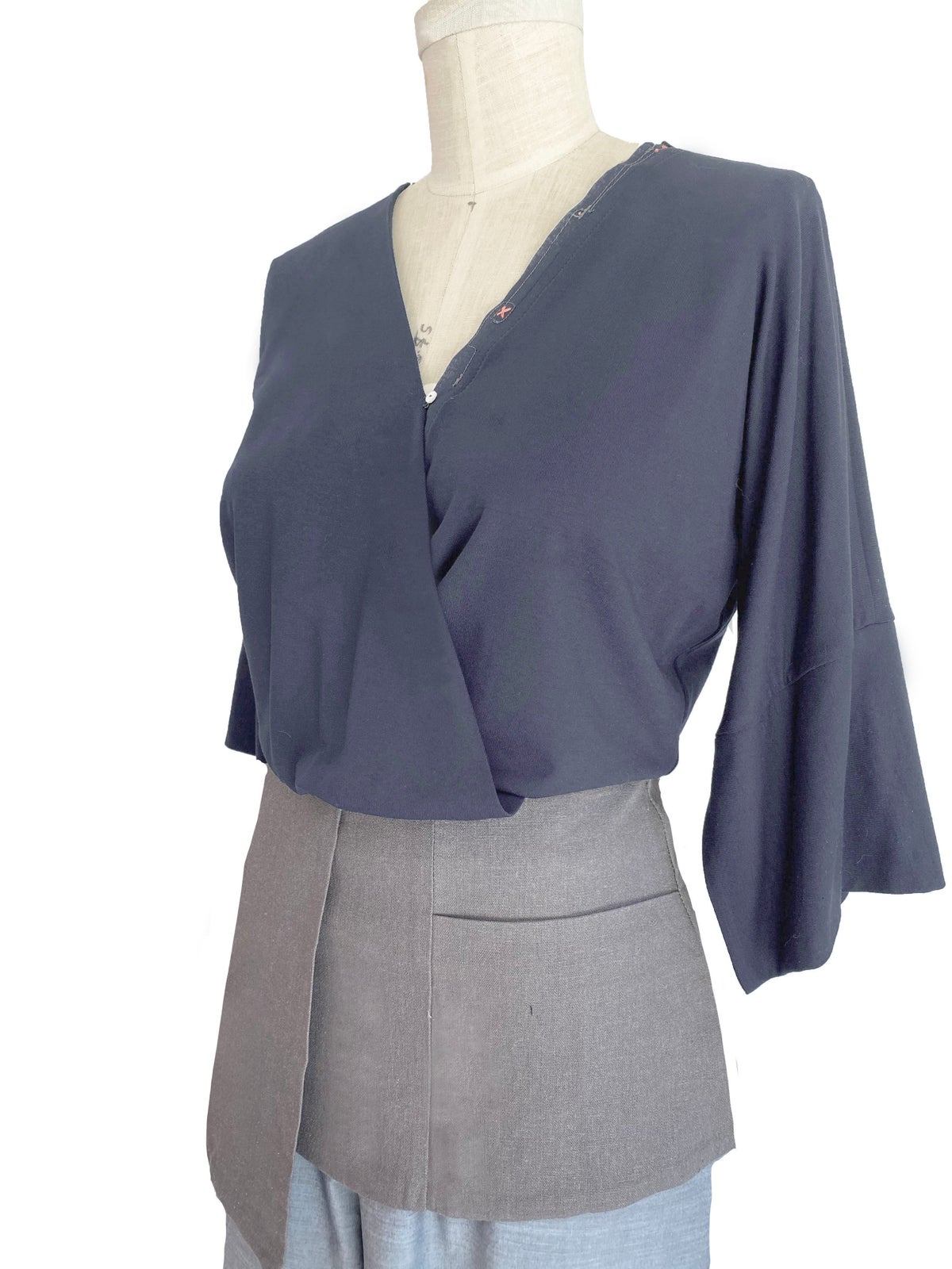 Image of Asher top in steel