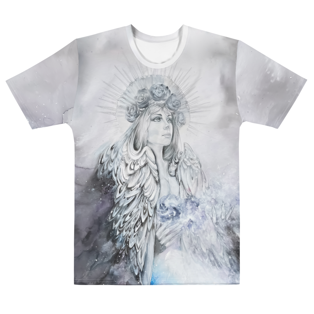 """Image of """"The Empress"""" All-over T-shirt"""
