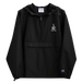 Image of Machinist Logo Unisex Embroidered Champion Packable Jacket