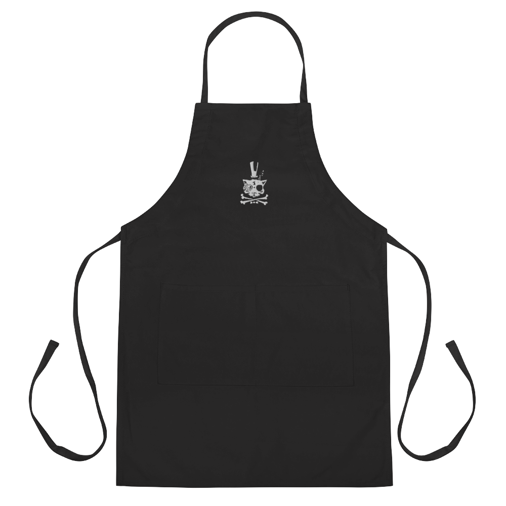 Image of Machinist Logo Embroidered Apron