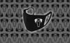 'Bat Coffin' Face Mask *PREORDER*