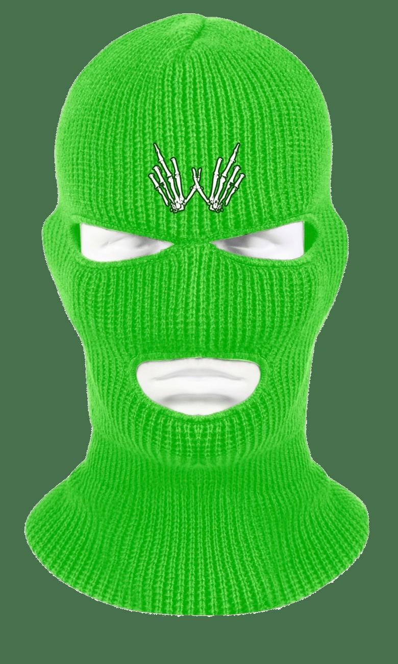Image of Master Of Ceremony Ski Mask