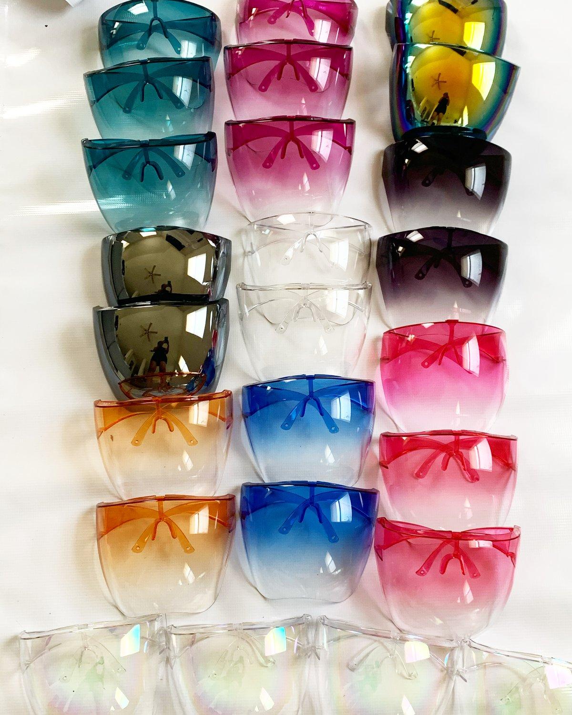 Face Shield Glasses