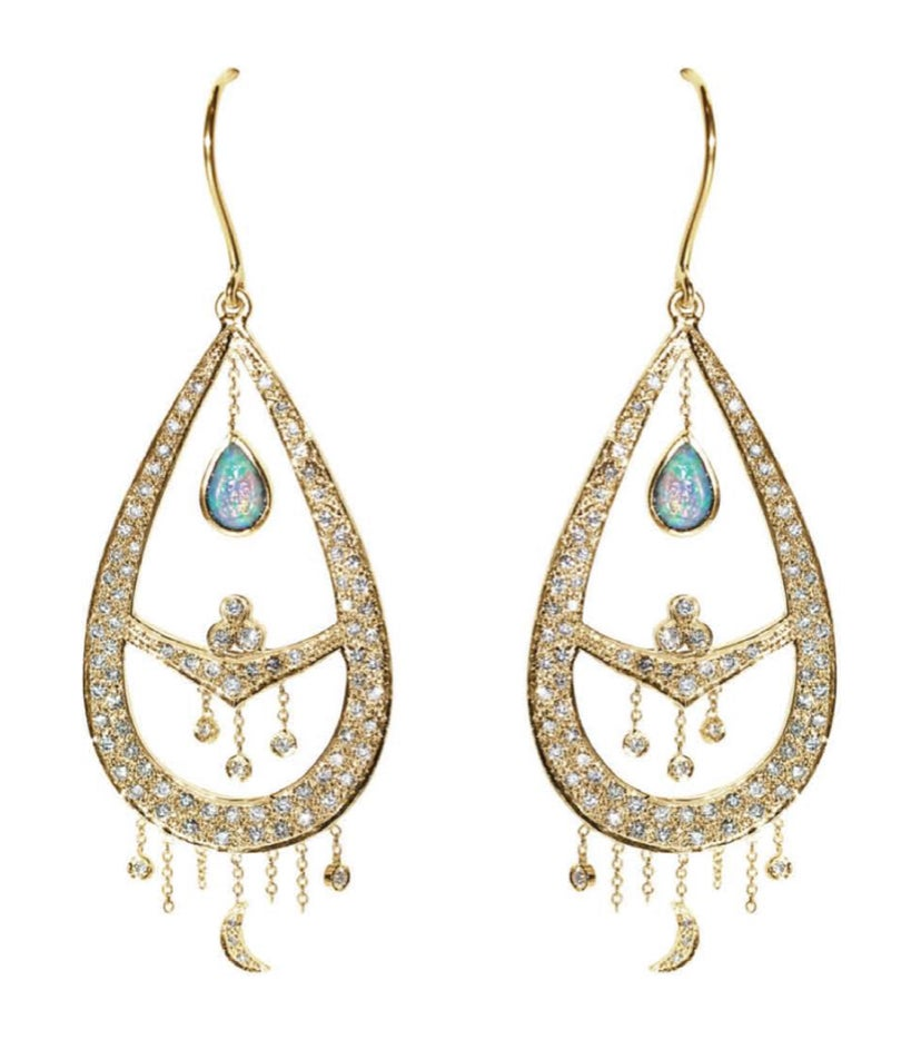 Image of Un Hada Carmen Earrings