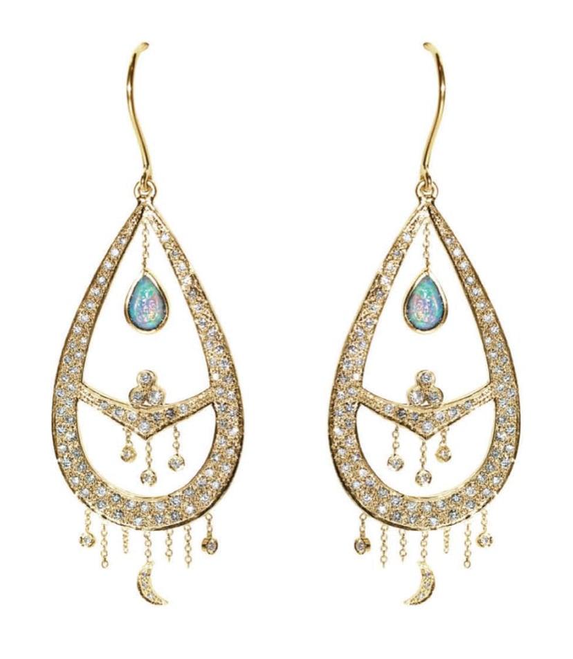 Image of Un Hada Carmen Earrings