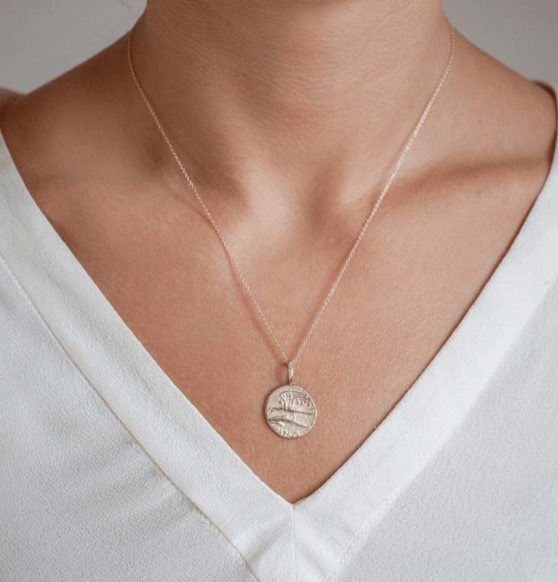 Image of  Partnership Necklace (14 kt)