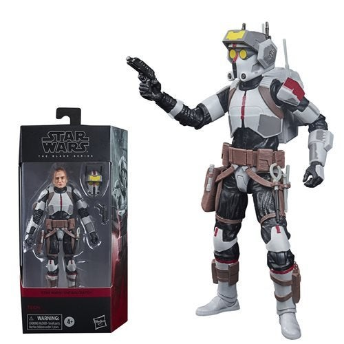 Image of Star Wars The Black Series Tech