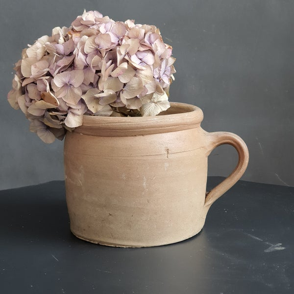 Image of Antique French Pot - 9