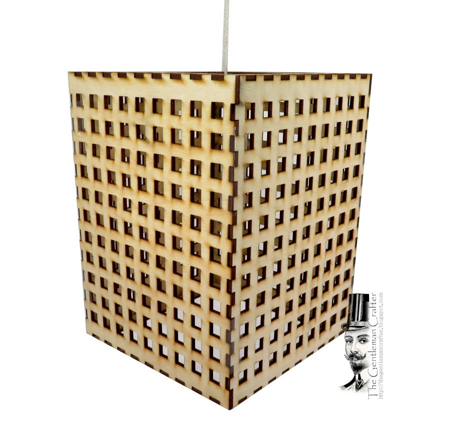 Image of The Grid Pendant Lamp