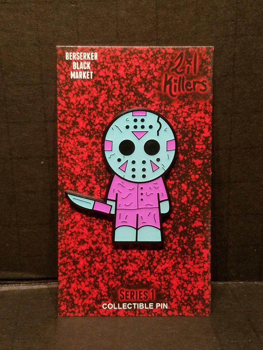 """""""Lil Killers"""" Series 1 : Jason"""