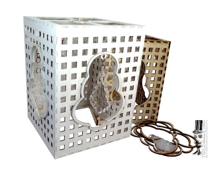 Image of Chandelier Pendant Light Kit
