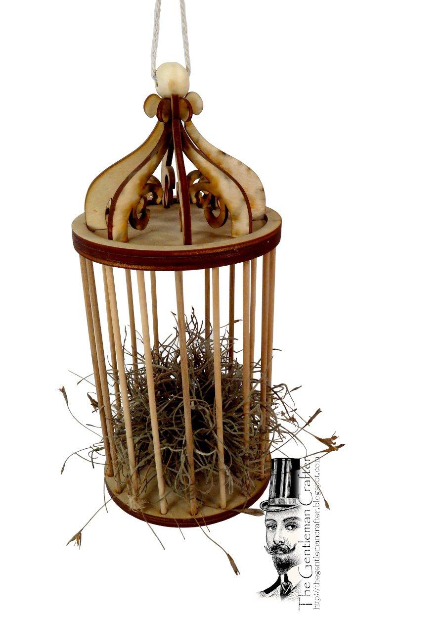 Image of The Bodacious Birdcage Kit.