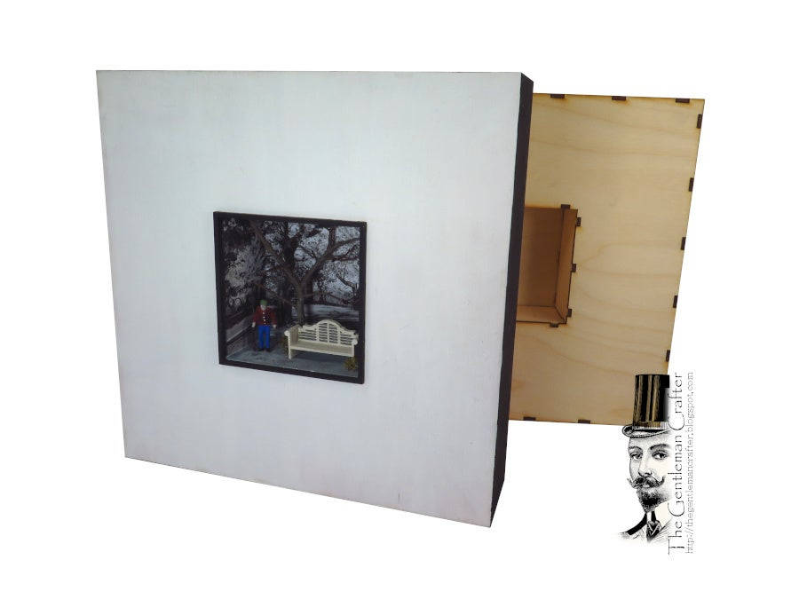 Image of Shadow Frame Small